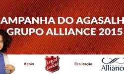 Eventos Grupo Alliance – Campanha Do Agasalho 2015