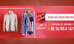 Eventos Grupo Alliance – Campanha Do Agasalho 2018